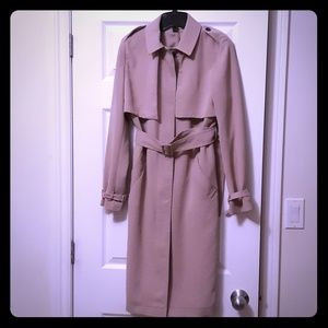 Wilfred Louvinel Trench Coat S Aritzia